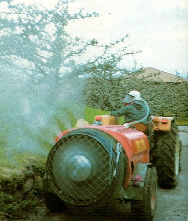Pesticidi case